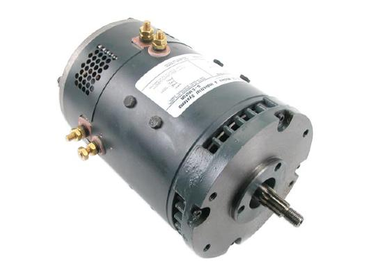 Electric motors for What is traction motor